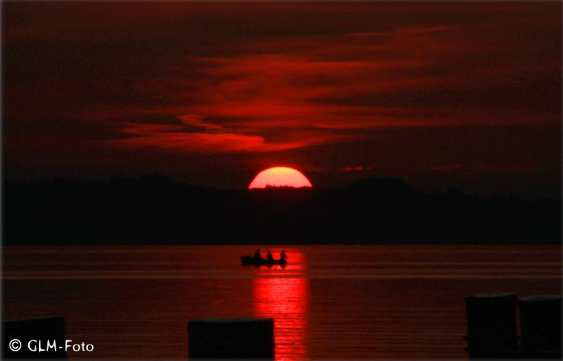 Jeder Abschied ist ein Sonnenuntergang, auf den unweigerlich die Morgenröte wartet.