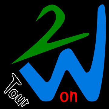 Zwei Waldkraiburer on Tour
