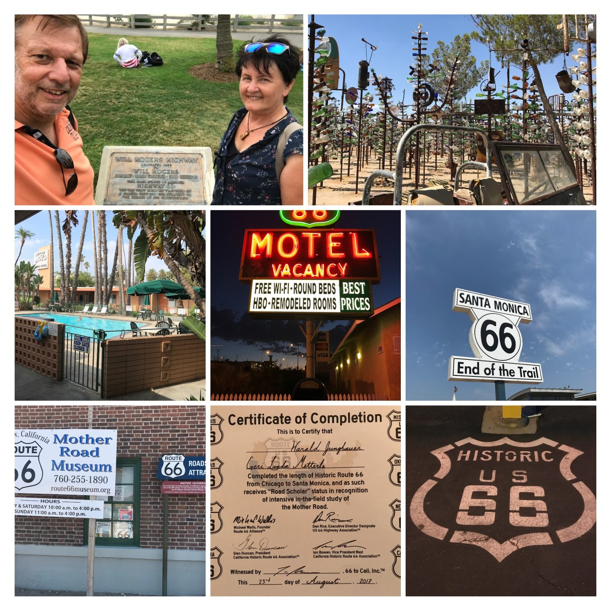 Route 66 Travelers