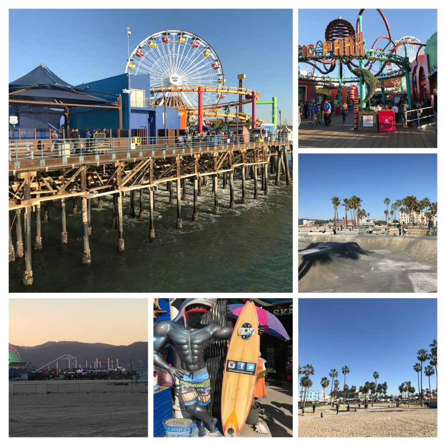 California – The Golden State – Zwei Waldkraiburger on Tour