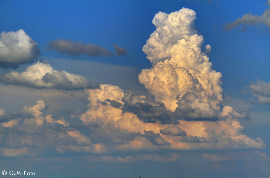 Lass nicht zu, dass eine einzelne Wolke deinen ganzen Himmel verdeckt.