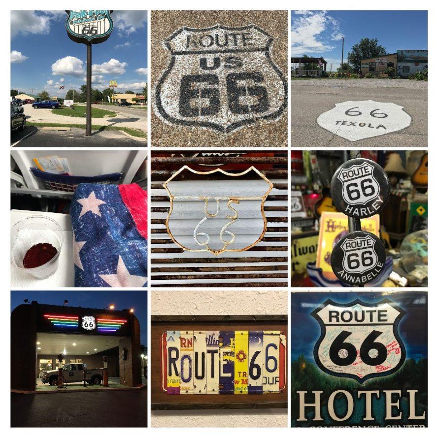 Route 66 - die Mutter aller Straßen