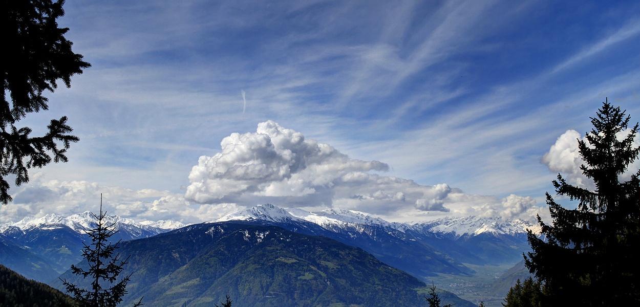 Hirzer Mittelstation - Südtirol
