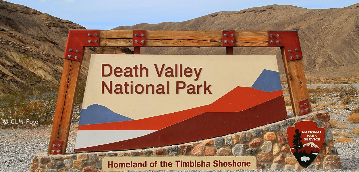 Death Valley National Park - Heimat der Timbisha Shoshone