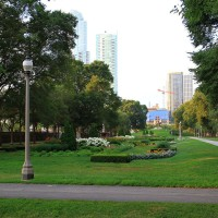 Grant Park - die grüne Lunge von Chicago
