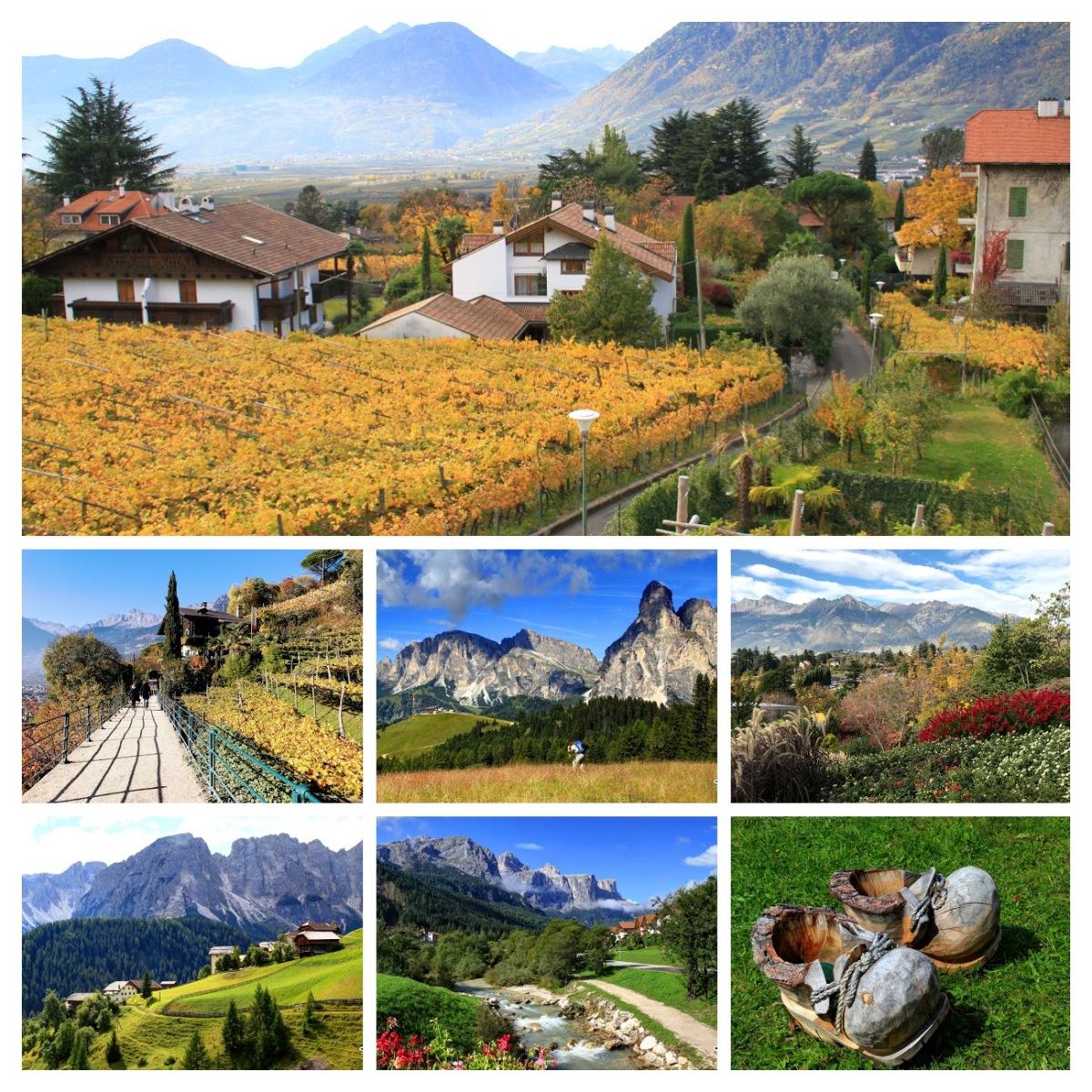 Südtirol - kurze Geschichte