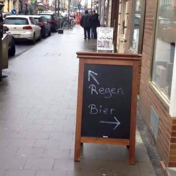 bier-regen