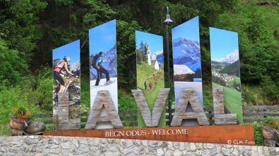 Begn Odüs - willkommen im Wanderdorf Wengen - La Val, dem kleinsten Dorf in in der Ferienregion Alta Badia